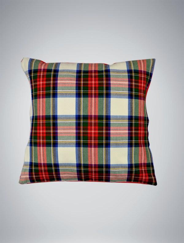 Plaid Tartan Pillow - West Coast Event Productions
