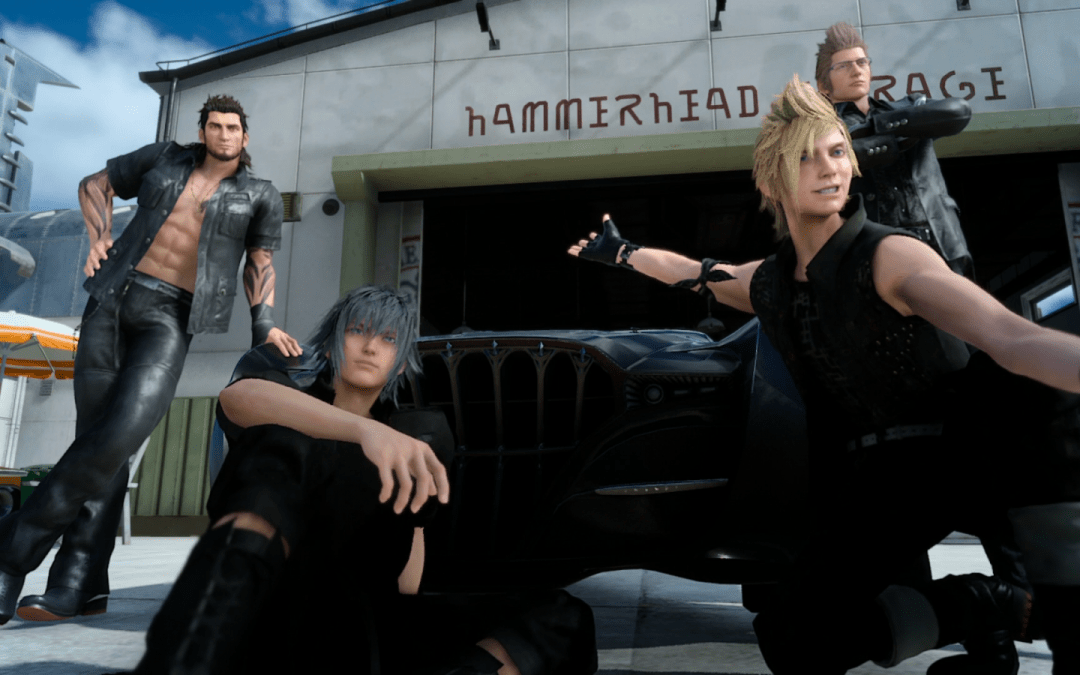 Review: Final Fantasy XV is flawed, but I loved it anyway