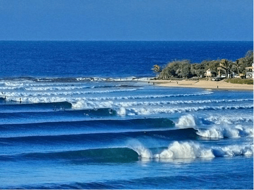 picos do mundial do surf - Greenmount, Rainbow Bay, Snappers Rocks