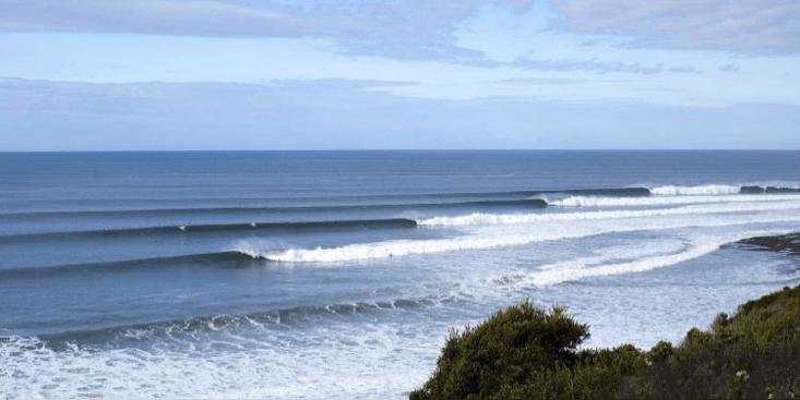 picos do mundial do surf - bells beach