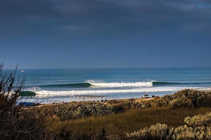 picos do mundial de surf - tresles