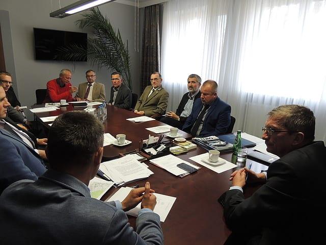 Spotkanie w sprawie opracowania hydrologicznego rzeki Babulówki