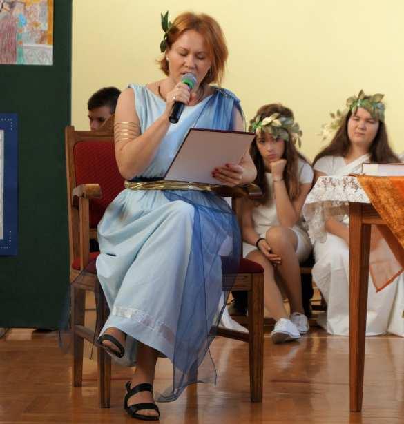 """Narodowe czytanie """"Quo vadis"""" w ZSO nr 1 w Mielcu [FOTO]"""