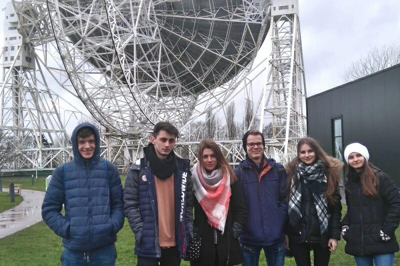 Astronomia w Anglii