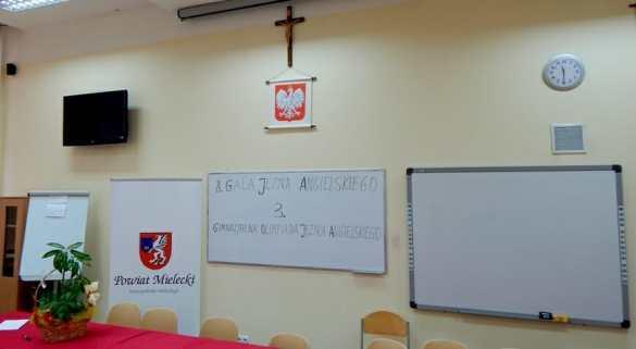 VIII Gala Języka Angielskiego [FOTO]