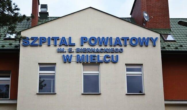 """Mielecki szpital apeluje do pacjentów: """"NIE"""" dla agresji"""