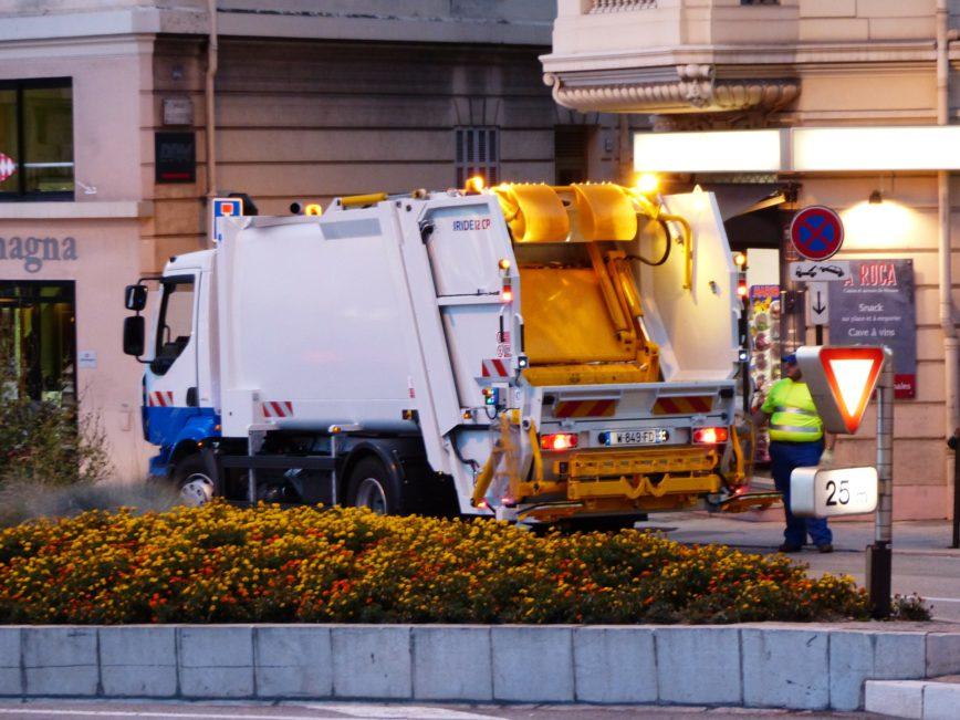 Wywóz odpadów komunalnych w okresie świątecznym