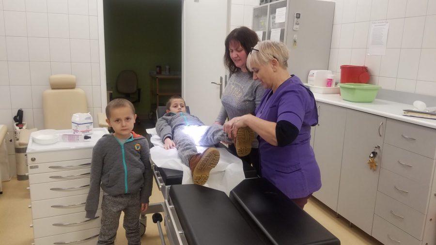 Dodatkowy dzień pracy Poradni Chirurgii Dziecięcej!