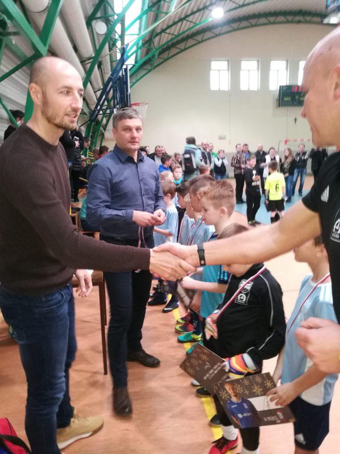 Złoto Nadziei w turnieju Łukasza Trałki