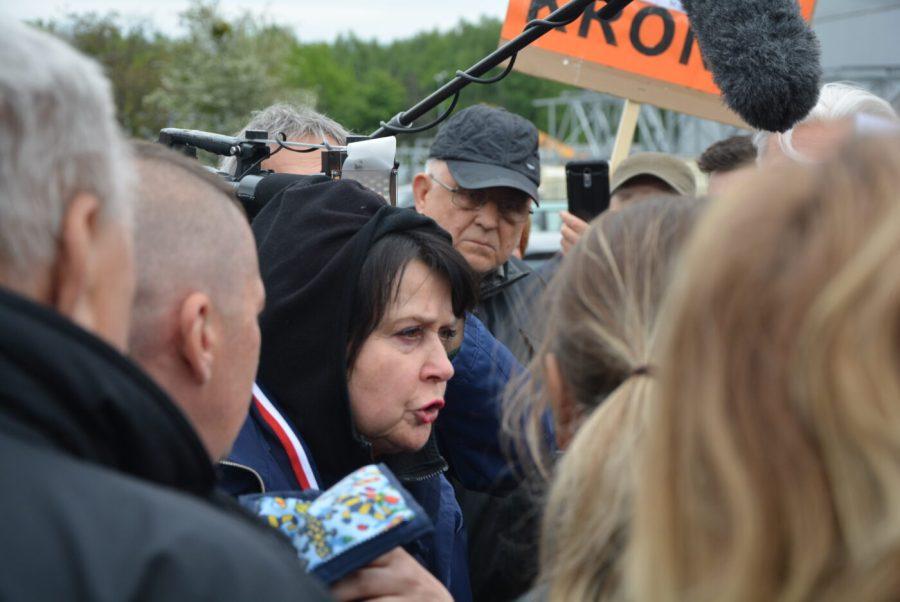 """Dziennikarka """"Sprawy dla reportera"""" spotkała się z Mielczanami [FOTO, VIDEO]"""