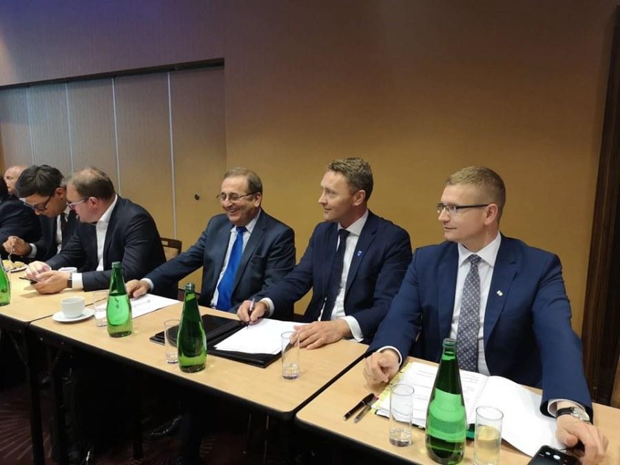 Prezydent Mielca uczestniczy w Gdańsku obchodach Święta Wolności i Solidarności [FOTO]