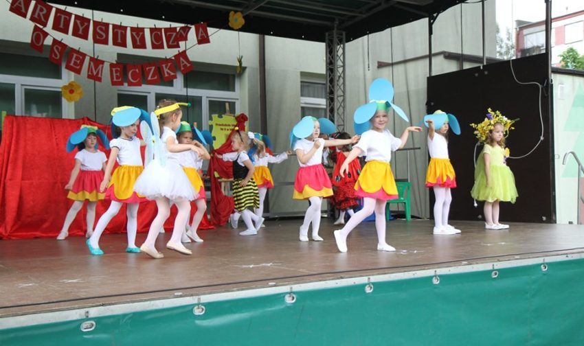 Przedszkole nr 8 w Mielcu ma już 40 lat [FOTO, VIDEO]