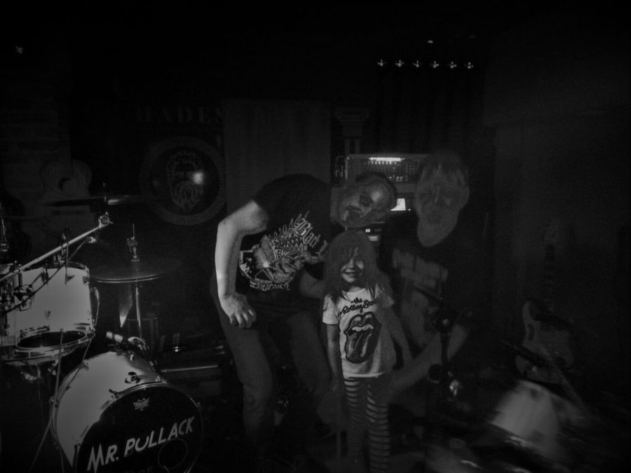 Koncert Mr Pollack w klubie Hades