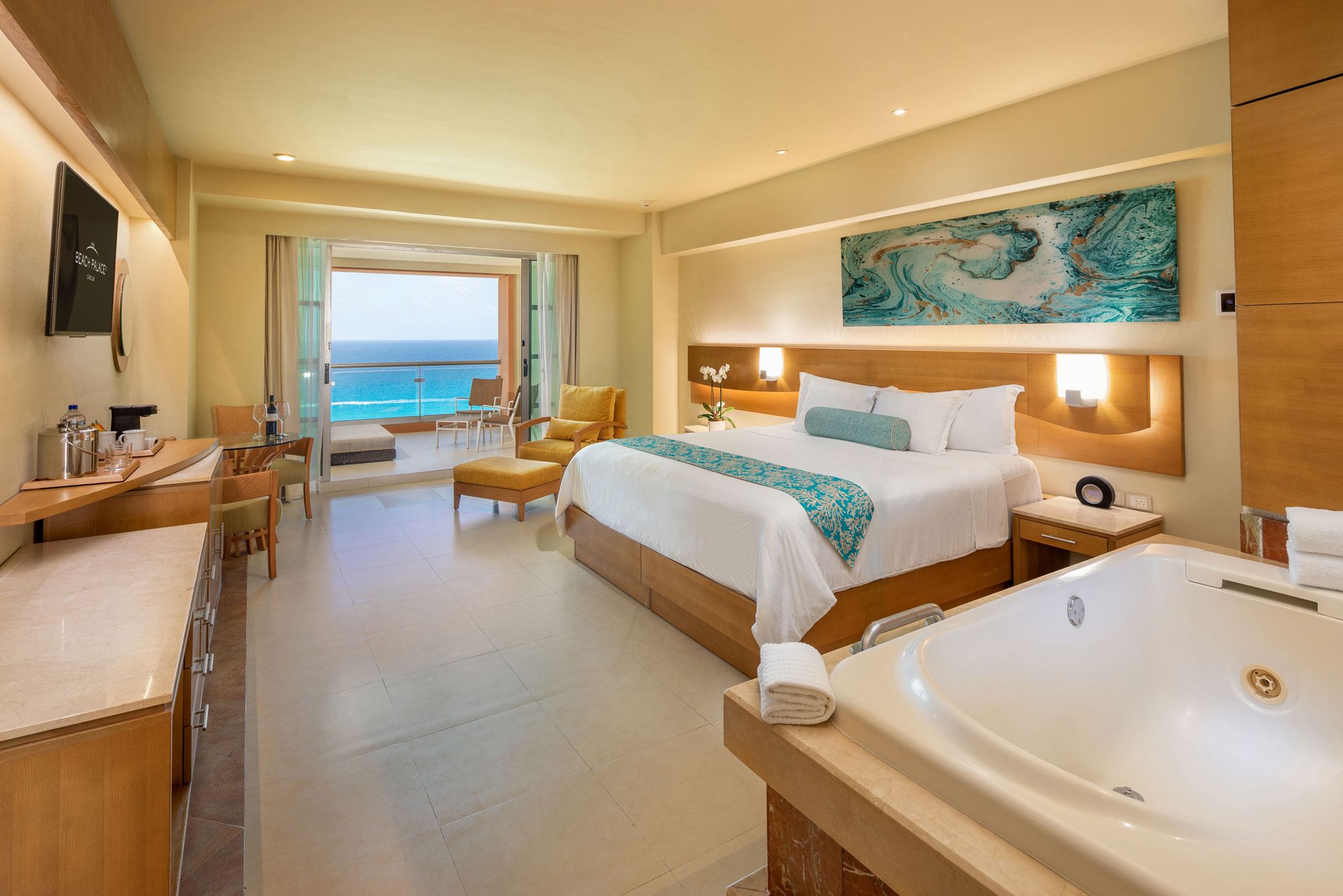 Beach Palace Cancun Transat