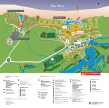 Barcelo Bavaro Beach Punta Can a Resort Map