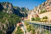 Montserrat Barcelone Artistique - Transat