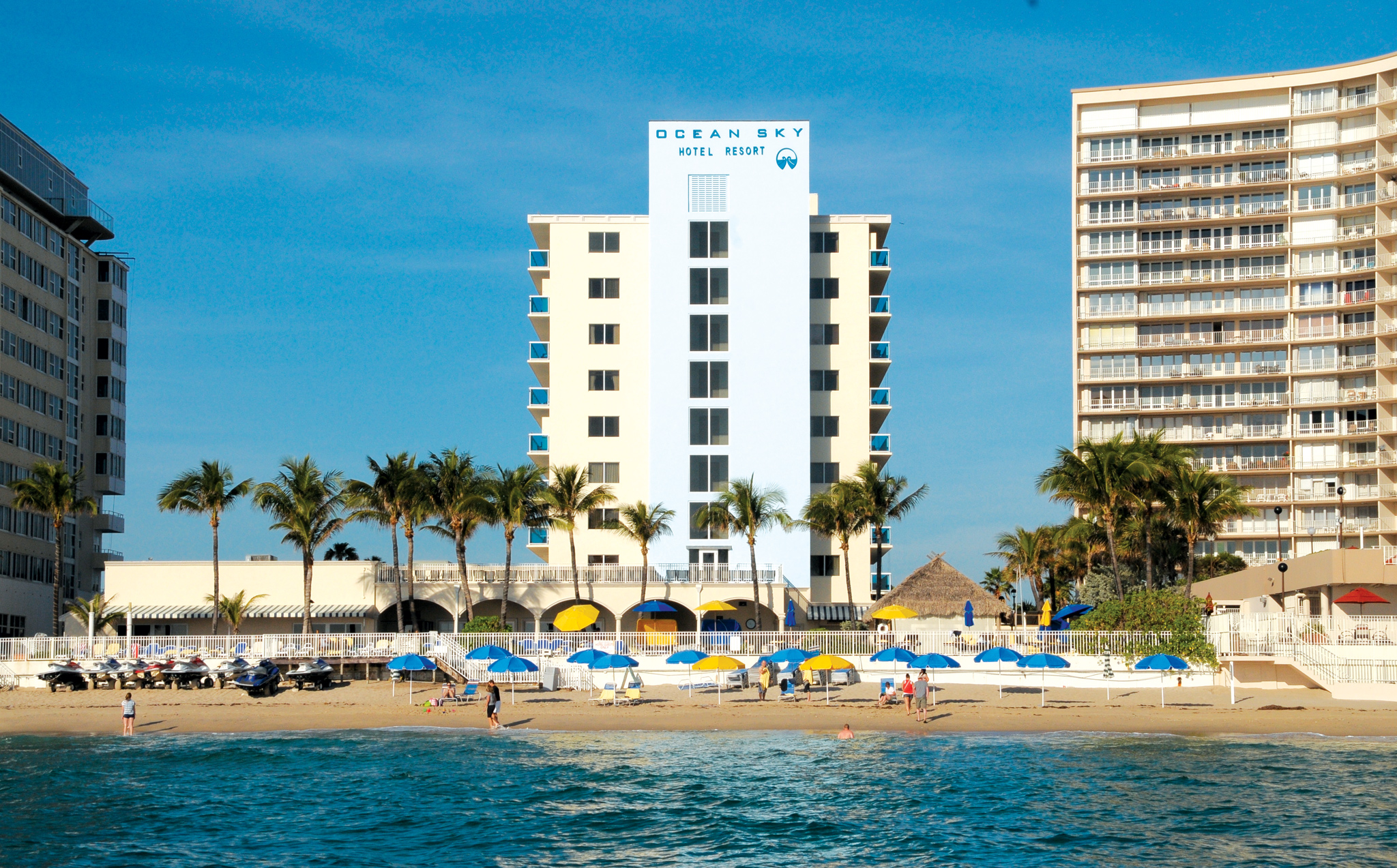 Ocean Sky Hotel And Resort - Fort Lauderdale Transat