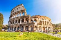 Coliseum Rome-Italy