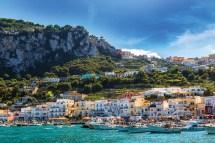 Sorrento - Capri Anacapri Transat