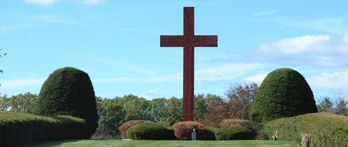 Garden of the Cross  Worcester County Memorial Park