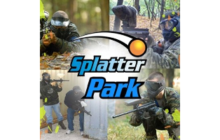 Splatterpark Paintball Prices