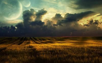 landscape hd amazing sky
