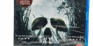 Shrooms The Unseen Edition (Cert 18) New