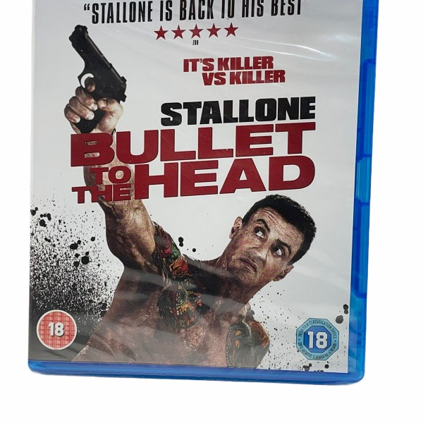 Bullet To The Head Cert (18) New