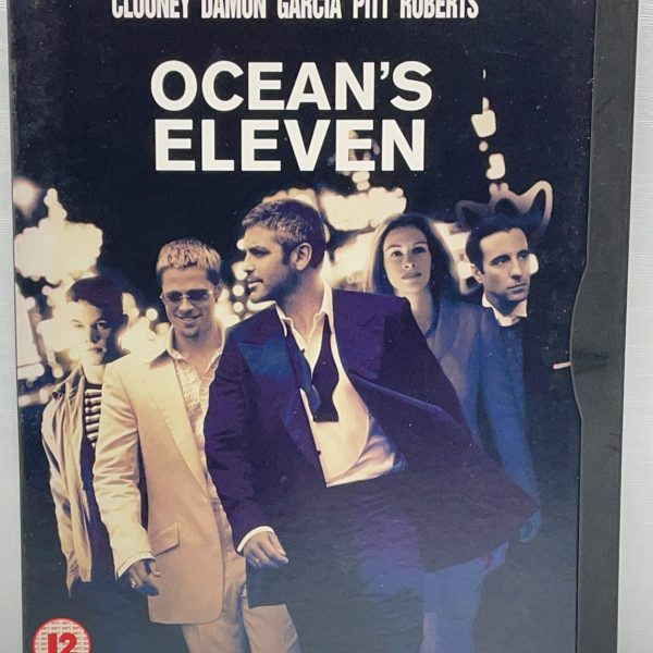 Oceans Eleven Cert (12) Used VG Condition