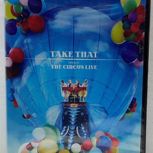 Take That The Circus Live New