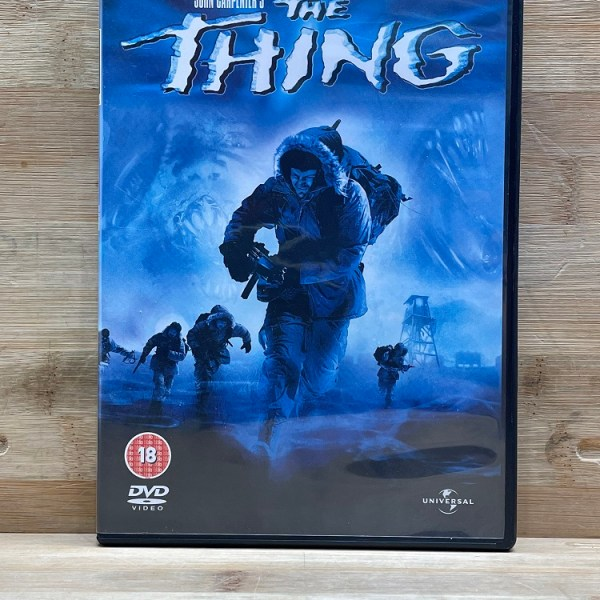 The Thing Cert (18) Used VG