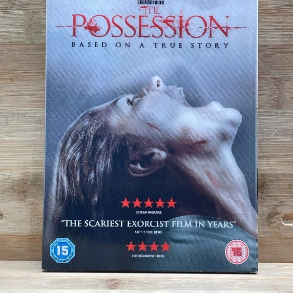 The Possession (15) Used VG