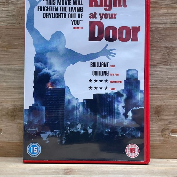 Right At The Door Cert (15) Used VG