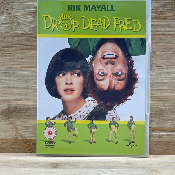 Drop Dead Fred Cert (12) Used VG