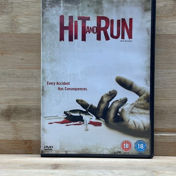 Hit And Run Cert (18) Used VG