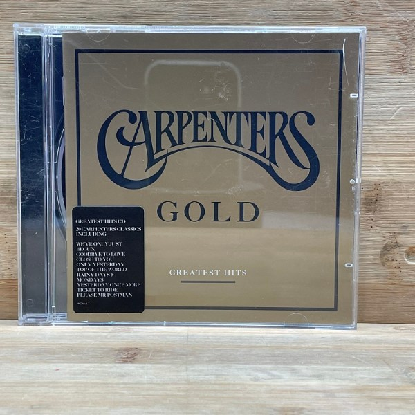 Carpenters Gold Used VG
