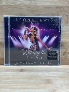 Leona Lewis CD+DVD The Labyrinth Tour Live At The 02