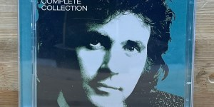 David Essex The Complete Collection 2 Disc Set Used VG