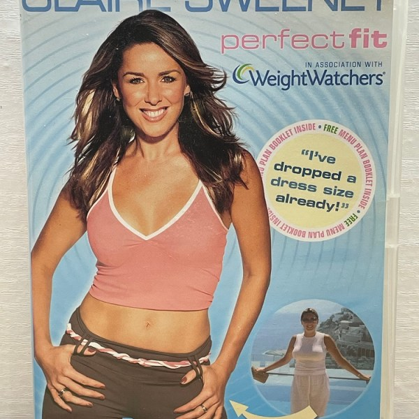 Claire Sweeney Perfect Fit Used VG