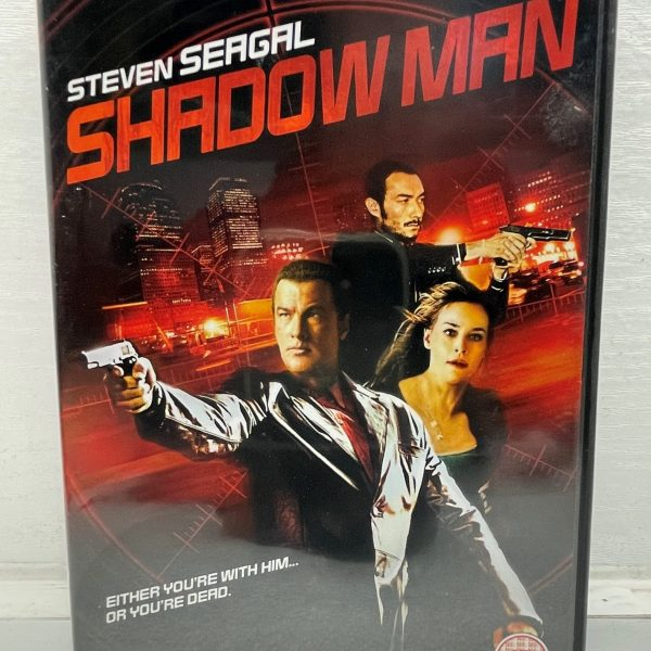 Shadow Man Cert (15) Used VG Condition