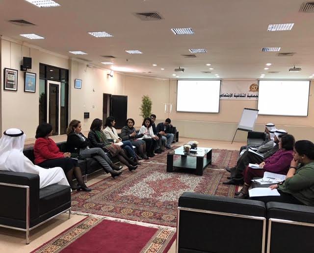 الاجتماع التشاوري للانتصار لحرية الكتب والإبداع في الكويت