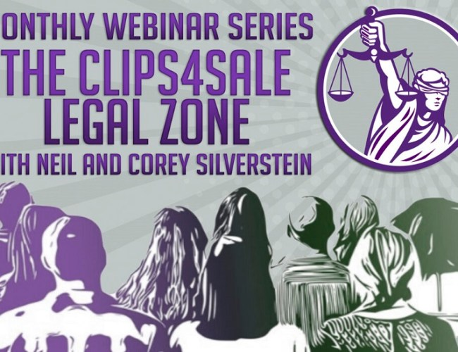 Clips4Sale Legal Zone 5: CCPA, Social Archiving, Identity Protection