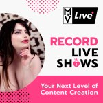 ManyVids: Record Live Shows