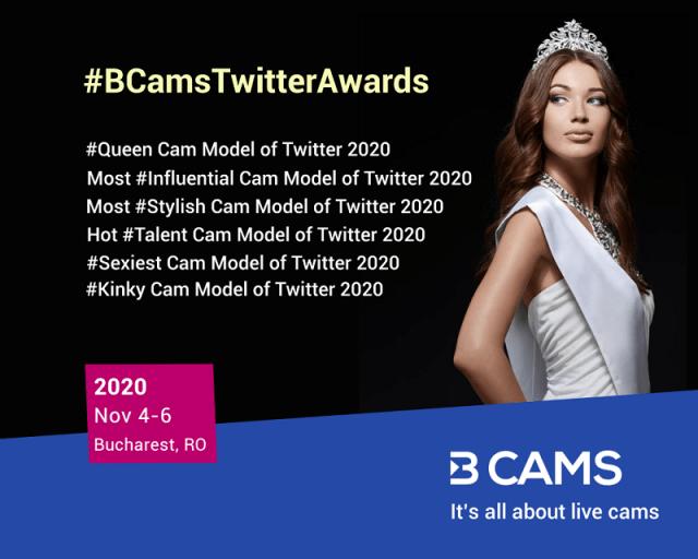 BCAMS Queen Cam Model of Twitter 2020
