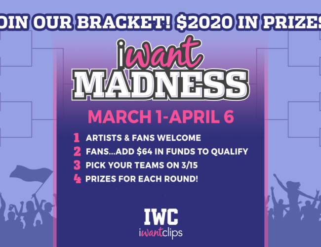 iWantClips Cancels iWantMadness 2020