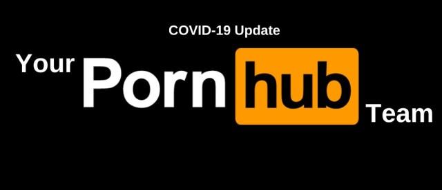 pornhub-coronavirus