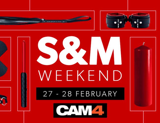 Cam4 Slave & Master Theme Weekend (Feb. 27-28, 2021)