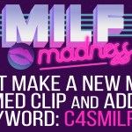 """Clips4Sale """"MILF Madness"""" Clip Promotion (March 2021)"""