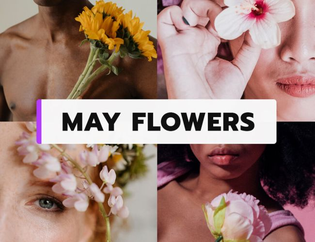 """Manyvids """"May Flowers"""" Contest (May 17-26, 2021)"""