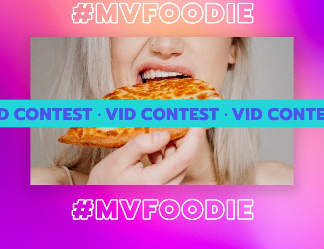 """Manyvids """"MV Foodie"""" Video Contest (closes August 25, 2021)"""